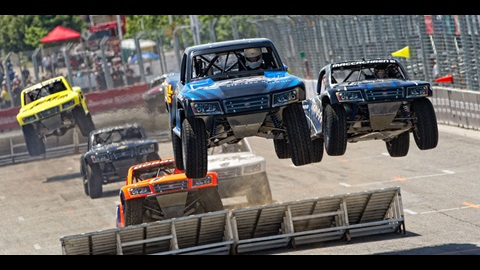 Menards At The Brickyard Formula Off-Road Presented By Traxxas To Bring Off-Road Truck Racing To Famed IMS