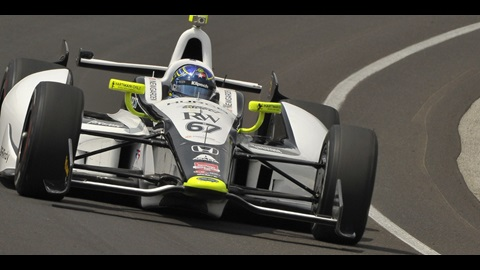 Newgarden Fastest as Field Gears up for Race Day
