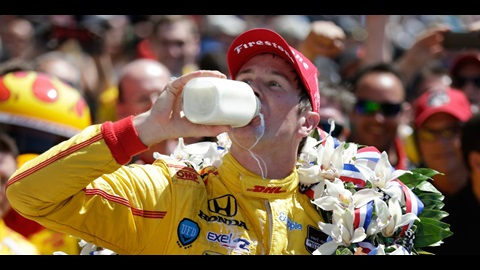 Hunter-Reay Wins the 2014 Indianapolis 500