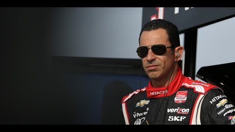 Castroneves Gears Up For Houston Doubleheader
