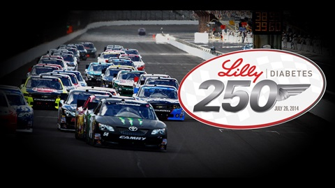 Lilly, IMS Announce Collaboration For NASCAR Nationwide Series Race