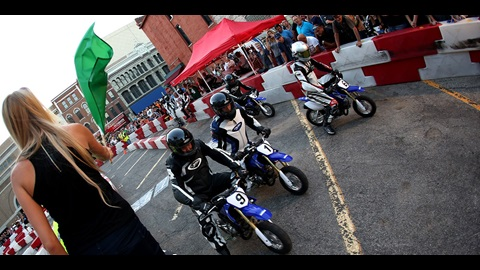 MotoGP Kicks Off With Mini Moto in Broad Ripple Aug. 3