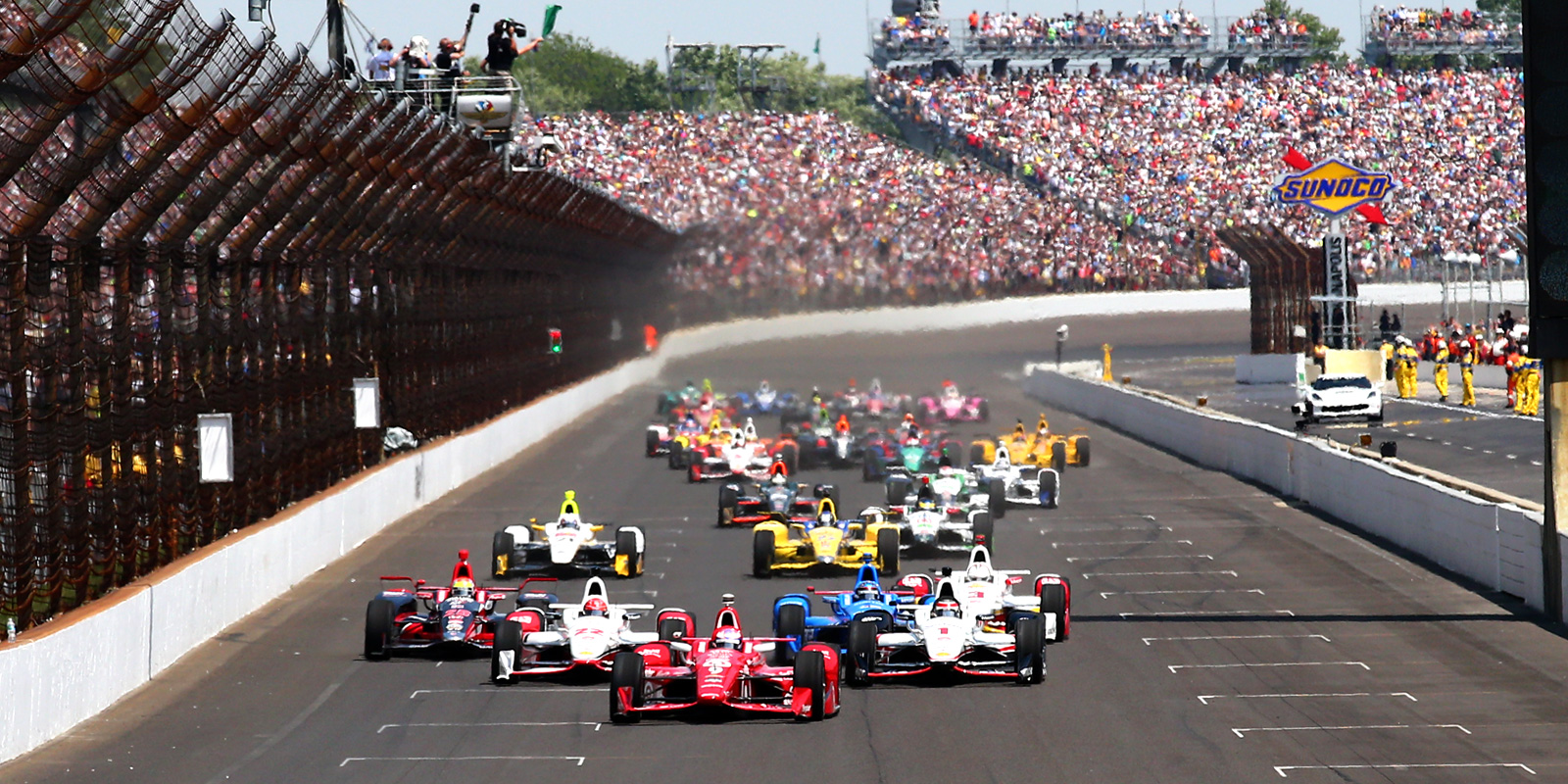 Tickets for the 100th Running of the Indianapolis 500 Mile ...