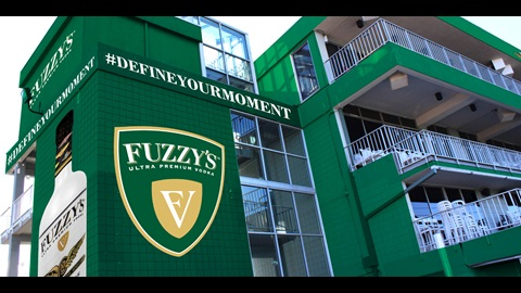 Fuzzy's Vodka Turn 2 VIP Suites