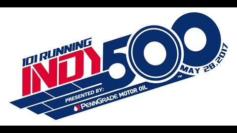 101st Running of the Indy 500 Logo