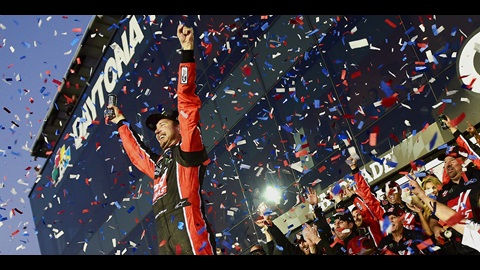 Kurt Busch Wins the 59th Daytona 500