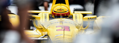 Indy 500 Qualifying Day 1