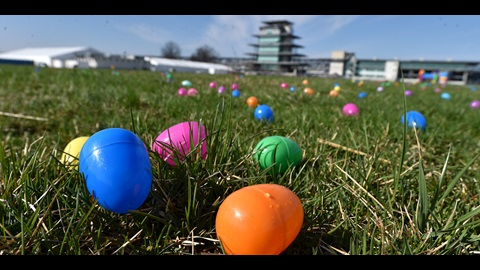 IMS Kids Club Easter Egg Hunt
